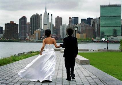 Matrimoni all'estero: cresce la domanda, Stati Uniti tra le mete privilegiate