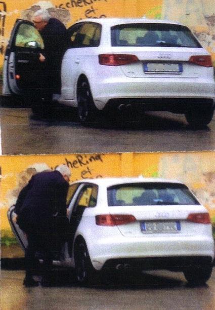 Melchionda auto sospetta2