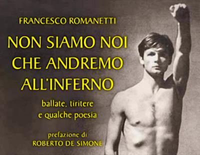 Tra poesia e musica, Francesco Romanelli presenta il suo ultimo libro