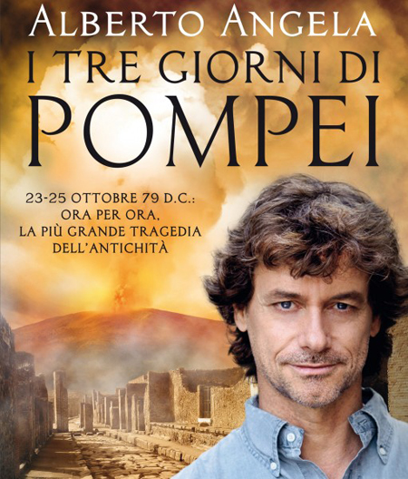 La tragedia dell'antica Pompei nell'ultimo libro di Piero Angela