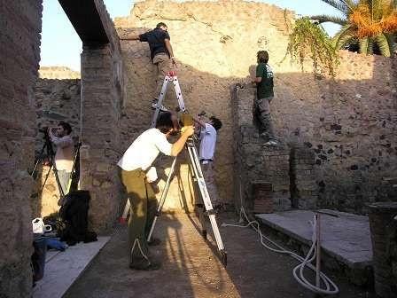"""Pompei: task force per il restauro dell'area nord e dei """"cumuli borbonici"""""""