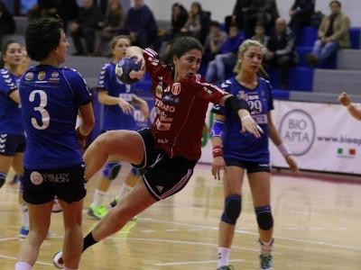Pallamano: Serie A donne, Conversano-Salerno in sfida per il big match