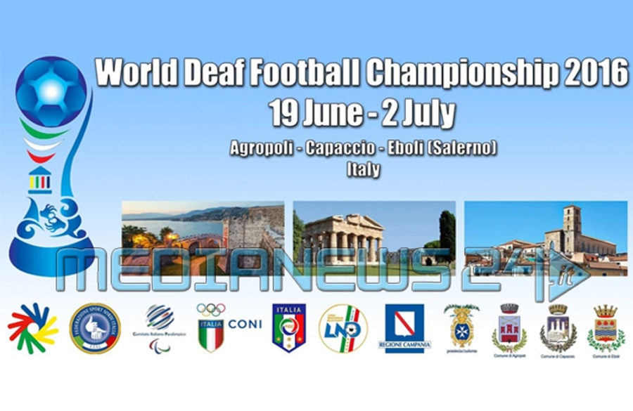 In Campania il «Mondiale di calcio per sordi»