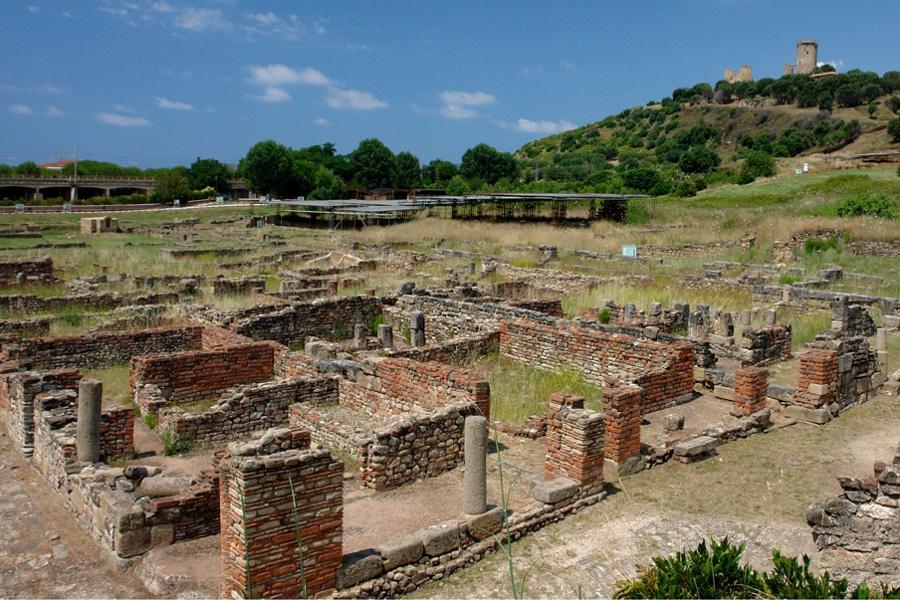 Nuove scoperte nella Velia romana, riaffiora un complesso monumentale