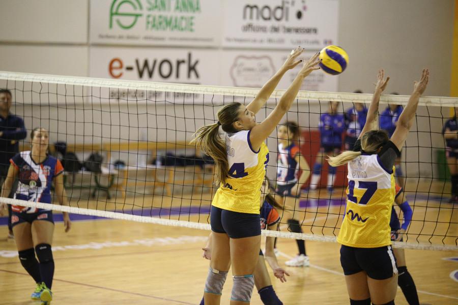 """Pallavolo: terza vittoria consecutiva per la """"Volley Bellizzi"""""""