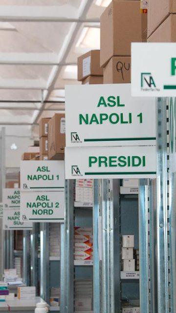 Farmacie ospedaliere: nuovo modello di gestione in Campania