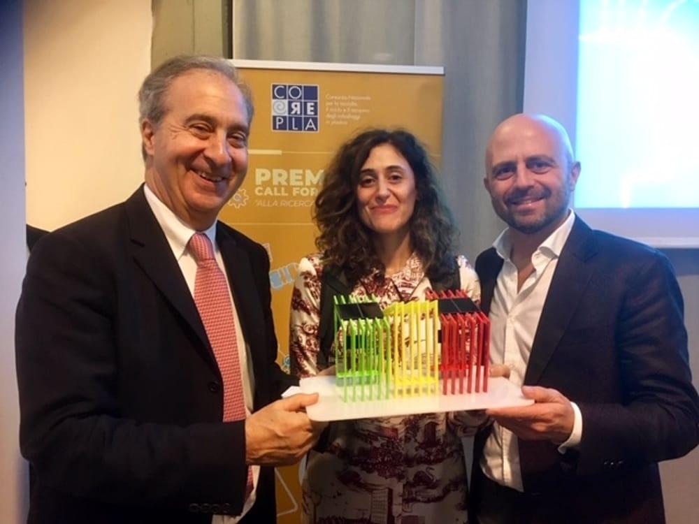 """La """"Eco-sosta"""" dell'ebolitana Valentina Rocco vince il premio """"Corepla"""". L'intervista"""