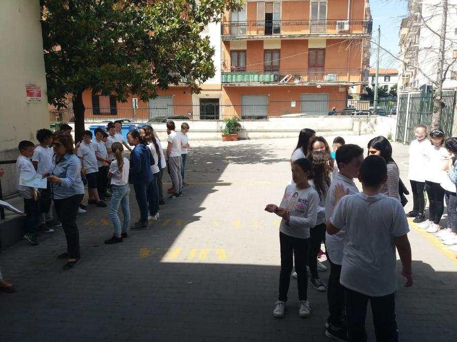 """Istituto """"Romano"""": giochi di fine anno e premio """"Di Ciao"""" ai piccoli artisti"""