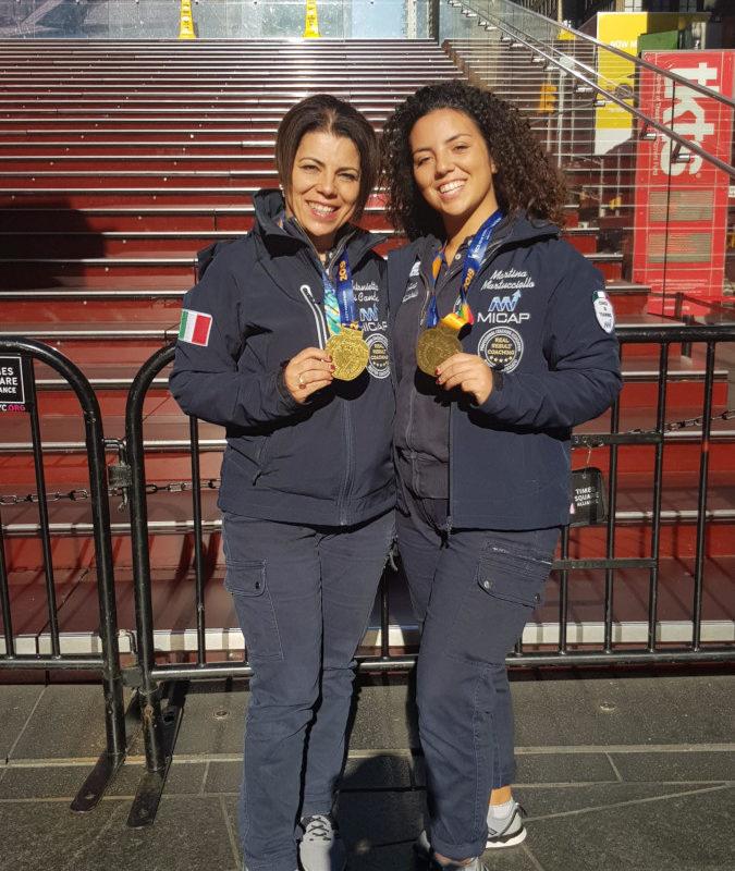 Da Eboli a New York, madre e figlia alla maratona per vincere sulla malattia