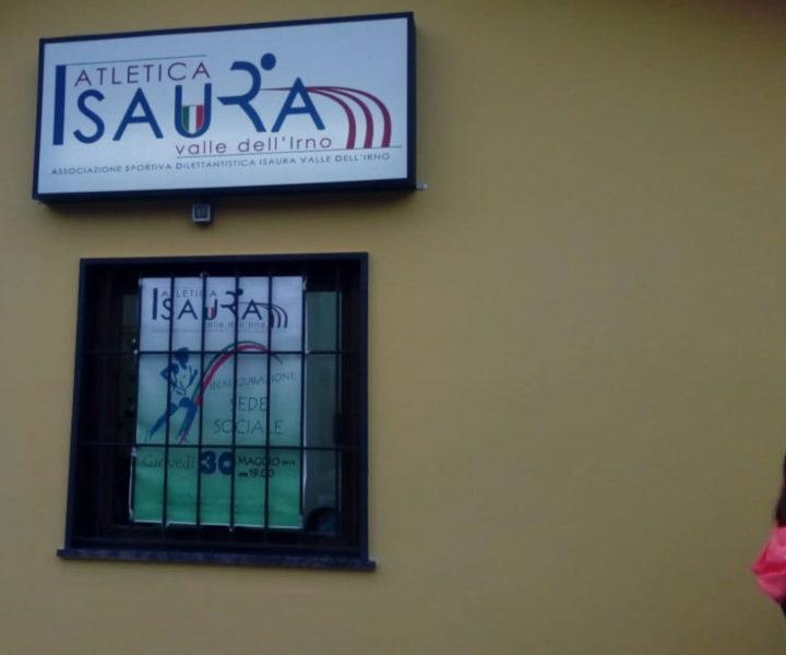 Atletica Isaura, eletto il nuovo consiglio direttivo