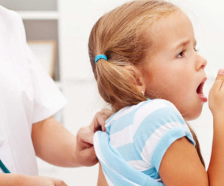 La tosse: una palestra immunologica per i bambini