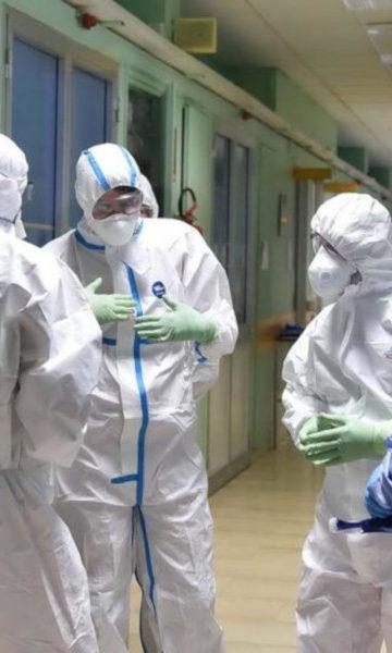 Covid-19, Campania: il virus avanza, aumentano i contagi