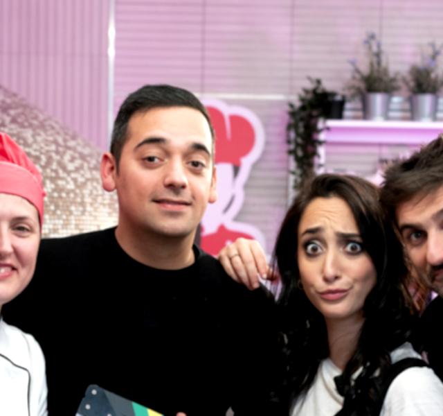 """""""Pizza girls"""": nuovo format su La5 firmato Carlo Fumo"""