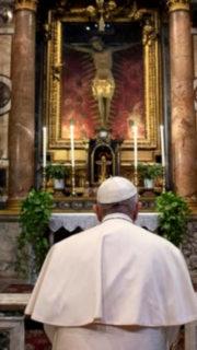 Francesco, Bellandi e l'eco di Dio nella storia