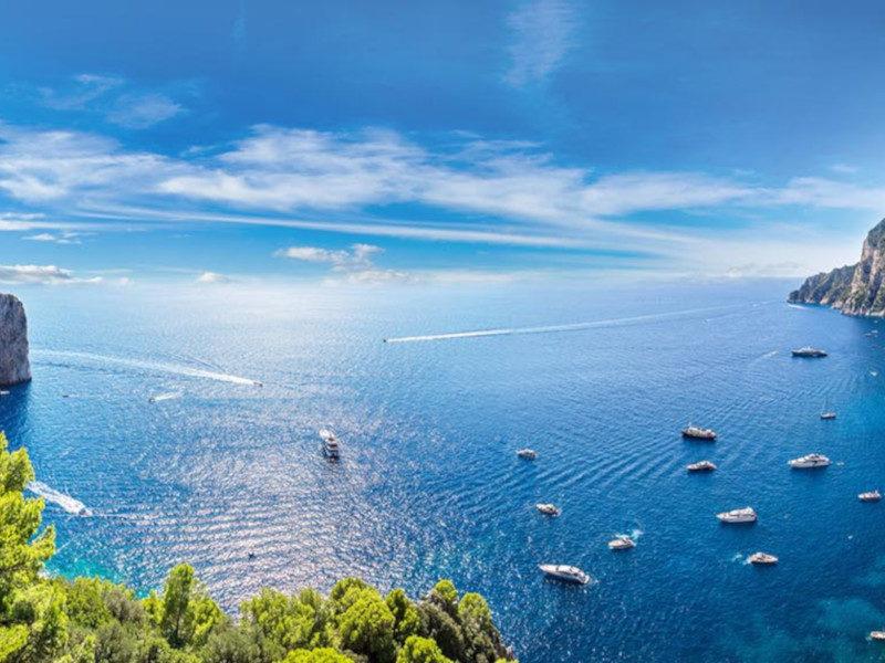 Ottimo cibo e aria buona, vantaggi di una vacanza made in Italy
