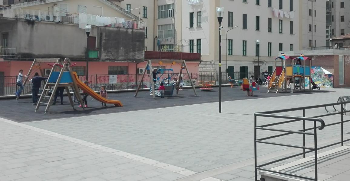 Radicity e l'urbanismo tattico: fari puntati su piazza Pezzullo