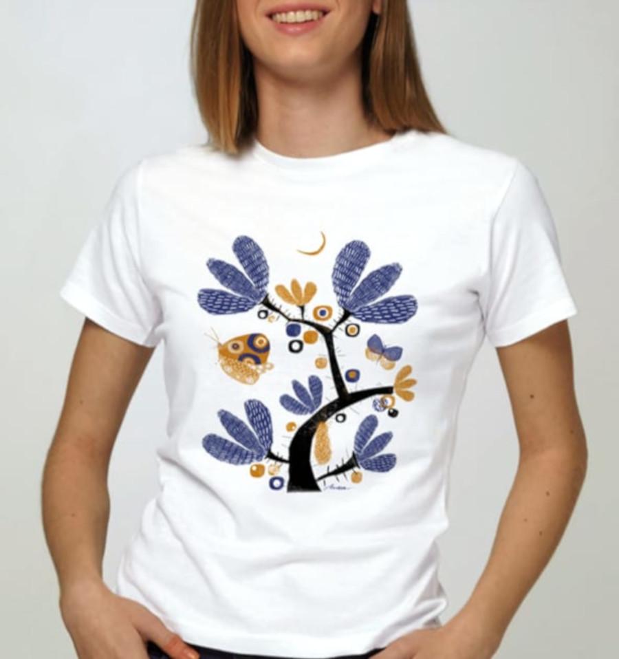 """""""Raggi di Sole"""" per la festa della mamma con la t-shirt solidale"""