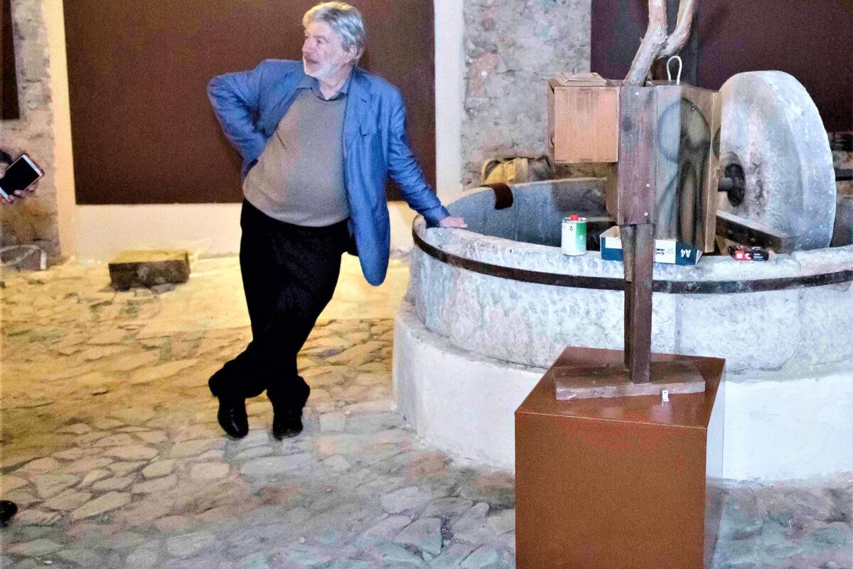 """""""Oltre Longhi"""" ai confini dell'arte, omaggio a Francesco Abbate"""