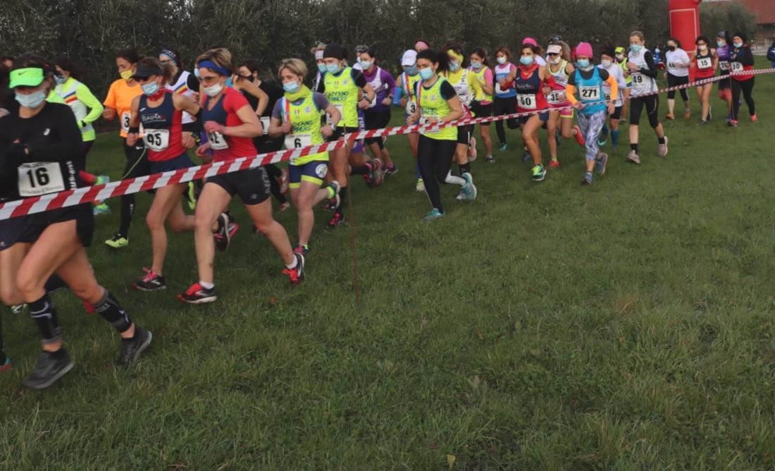 Corsa campestre: ai campionati regionali podio per l'Atletica Isaura
