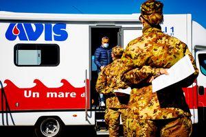 Donazione di sangue e emoderivati: esercito italiano in prima fila a Capua