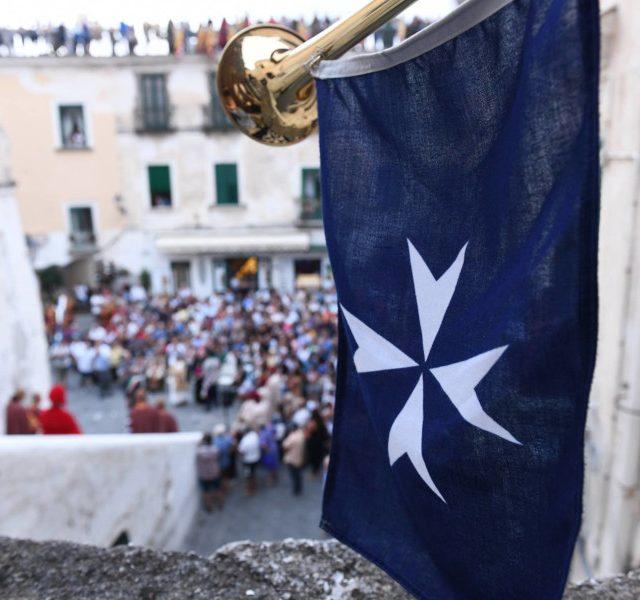 """Capodanno bizantino in Costiera, a Giulivo premio """"Magister Civitatis Amalfie"""""""