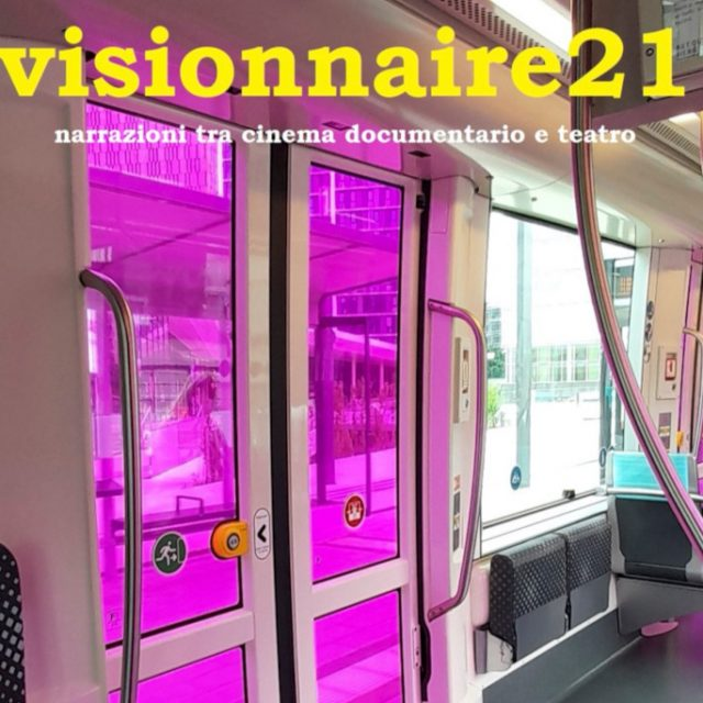 """Cinema, documentari e teatro al museo FRaC di Baronissi con """"Visionnaire 21"""""""