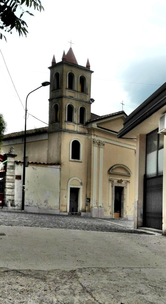 Eboli (Sa)_ chiesa SS.Cosma e Damiano
